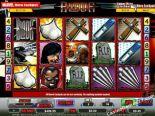 machine à sous gratuit Blade CryptoLogic