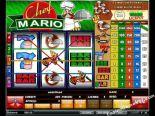 machine à sous gratuit Chef Mario iSoftBet