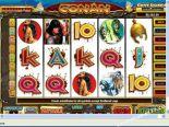machine à sous gratuit Conan The Barbarian CryptoLogic