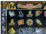 machine à sous gratuit Eye of the Pharaoh Omega Gaming