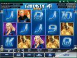 machine à sous gratuit Fantastic Four Playtech