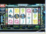 machine à sous gratuit Fantastic Four CryptoLogic