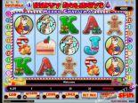 machine à sous gratuit Happy Holidays iSoftBet