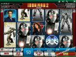 machine à sous gratuit Iron Man 2 Playtech