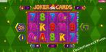 machine à sous gratuit Joker Cards MrSlotty