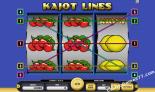 machine à sous gratuit Kajot Lines Kajot Casino