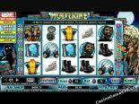 machine à sous gratuit Wolverine CryptoLogic
